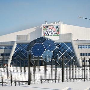 Спортивные комплексы Миасса