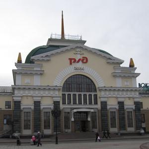 Железнодорожные вокзалы Миасса