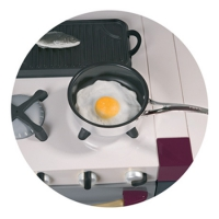 Кафе Ильмены-1 - иконка «кухня» в Миассе